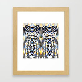Joint Effort, 2360h9 Framed Art Print