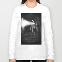silent hill Long Sleeve T-shirts featuring James Sunderland from Silent Hill 2 by Peerro
