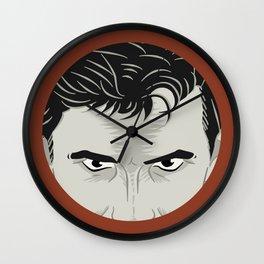 Psycho - Norman bates Wall Clock