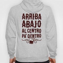 ARRIBA ABAJO AL CENTRO PA_ DENTRO T-SHIRT Hoody