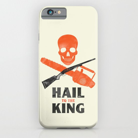 Hail to the King! iPhone & iPod Case