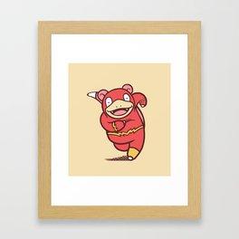 Flashpoke Framed Art Print