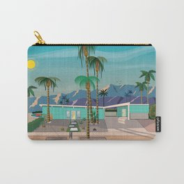 Palm Springs Vacation Home Carry-All Pouch