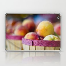 Oh, Peachy! Laptop & iPad Skin