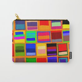 Rothkoesque Carry-All Pouch