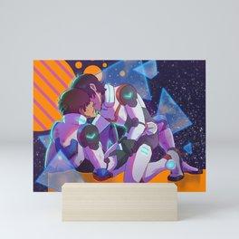 CountDown 7 Mini Art Print