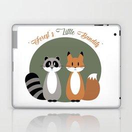 Forest´s Little Bandits Laptop & iPad Skin