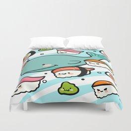 Sushi Bunch Duvet Cover