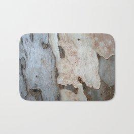 Bark Of A Eucalyptus Tree Bath Mat