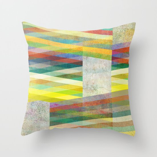 Graphic 9 Throw Pillow