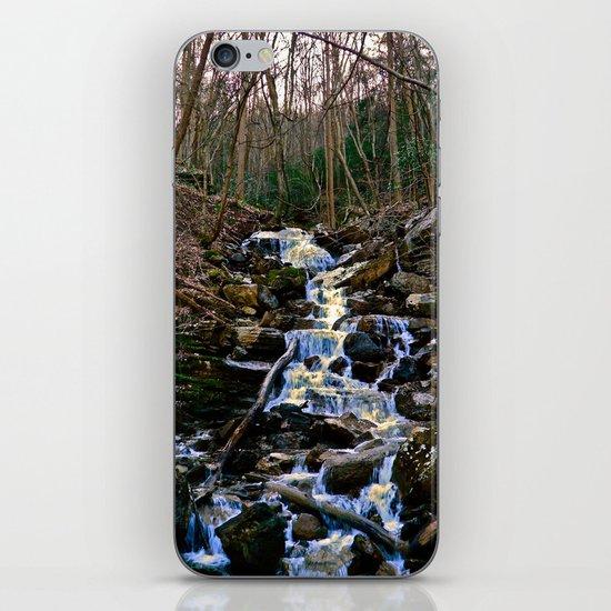 Mountain Waterfall iPhone Skin