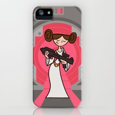 EP4 : Princess Leia iPhone (5, 5s) Slim Case