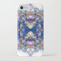 indigo iPhone & iPod Cases featuring Indigo by Alla Ilencikova