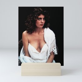 Susan Sarandon Mini Art Print
