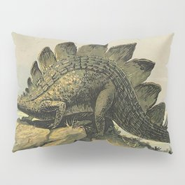 Stegosaurus Pillow Sham