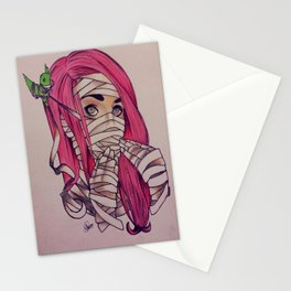 Wups I mummied again Stationery Cards
