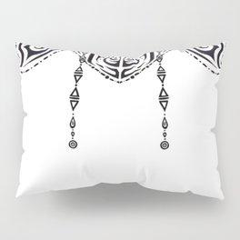 Drapes Pillow Sham