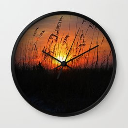 Losing the Moon Wall Clock
