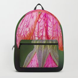 A Delicate Bloom Backpack