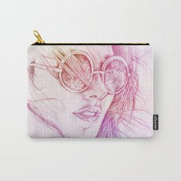 SUMMER FEELS Carry-All Pouch
