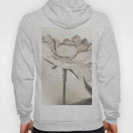 Monochromatic rose Hoody