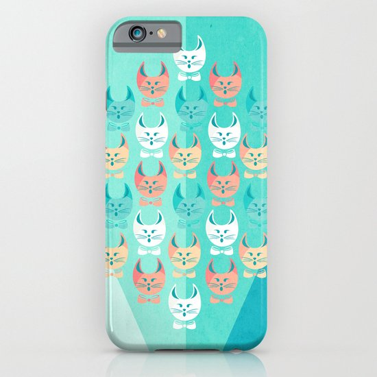Singing Cats iPhone & iPod Case