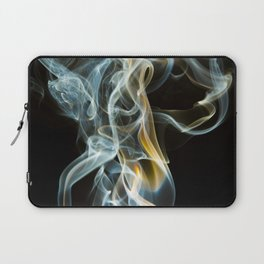 Smoke Design Art Laptop Sleeve