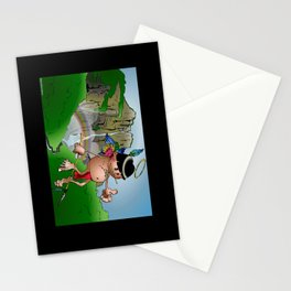 Dos Angeles - Two Angels Stationery Cards
