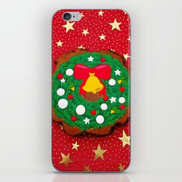 Christmas ornament iPhone Skin