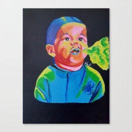 Pubert Addams Canvas Print