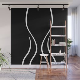 Double Image 5 Wall Mural