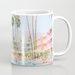 palm springs Coffee Mug