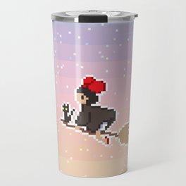 Delivery Girl Travel Mug