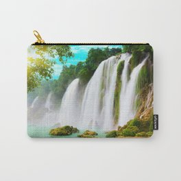Detian Waterfall Carry-All Pouch