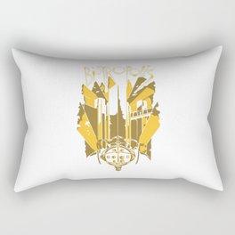 Biotropolis Rectangular Pillow