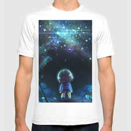 Starry (Night) Undertale T-shirt