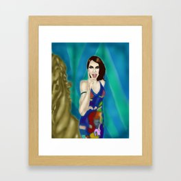 "Who Do You Think You Are ""Sporty Spice"" Framed Art Print"