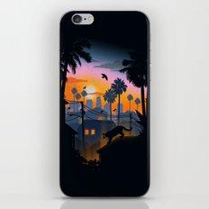 Suburban Jungle iPhone & iPod Skin
