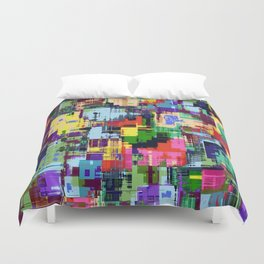 Colorful 3 Duvet Cover