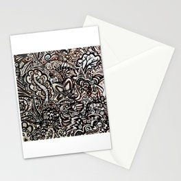Doodle Worm Stationery Cards