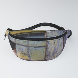 Old Window Fanny Pack