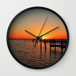 Summer Fever Wall Clock