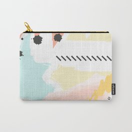 Modern Abstract Art Design Carry-All Pouch