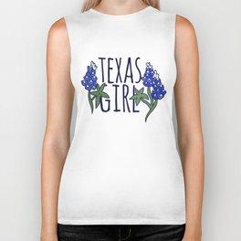 Texas Girl Biker Tank