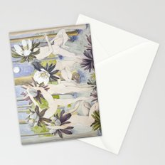 Dance of the Winter Aconite Stationery Cards