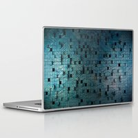 grid Laptop & iPad Skins featuring Grid by Tayler Smith