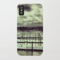 manchester iPhone & iPod Cases featuring Manchester by the Sea by Shy Photog