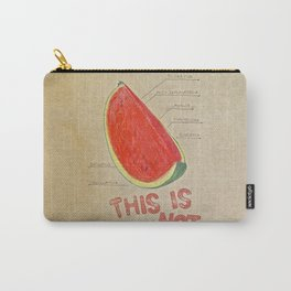 this is not Carry-All Pouch