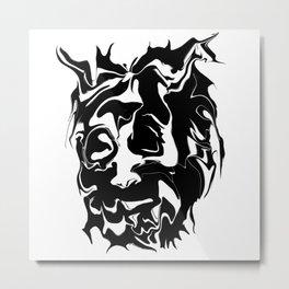face17 Metal Print