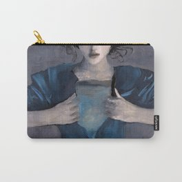 Hurricane Woman Carry-All Pouch
